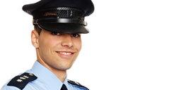 Najwyższy policjant świata. Ile ma wzrostu?