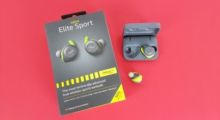 Jabra Elite Sport im Test: True Wireless nicht nur für Sportler
