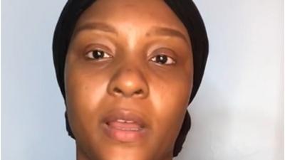 Watch Osas Ighodaro perform 'Chronicles Corona Caused' written by Kesiena Obue