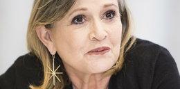 """Mroczne oblicze Carrie Fisher. """"Kiedy chciałam czuć mniej, brałam więcej"""""""