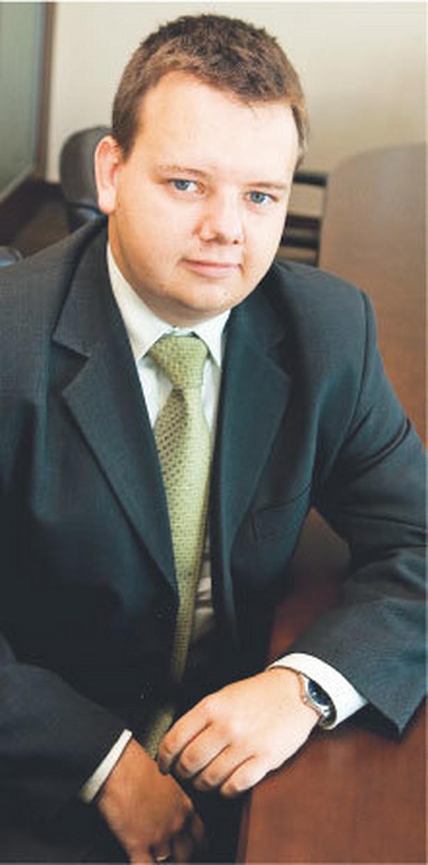 Michał Borowski, doradca podatkowy w Kancelarii Ożóg i Wspólnicy Fot. Wojciech Górski