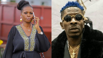 I was over-worried - Ayisha Modi reacts to news that Shatta Wale is battling kidney problems