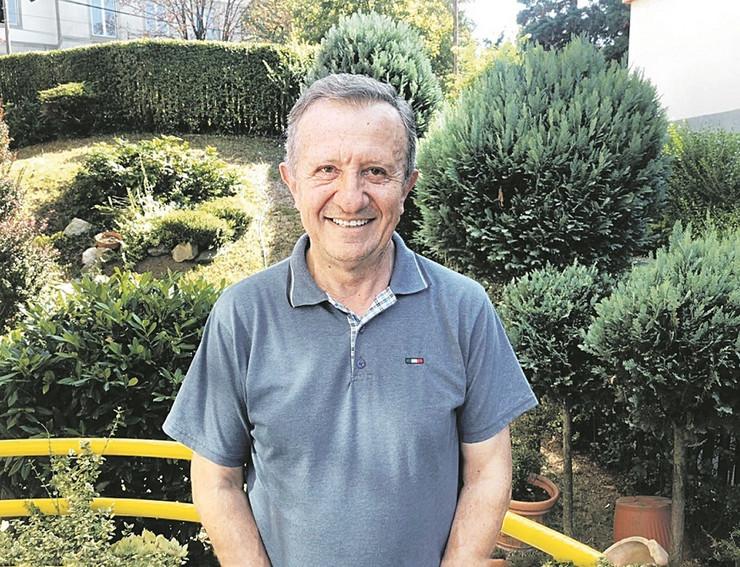 Žika Nikolić nakon estetske korekcije