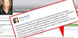 """Teresa Rosati zaakceptowała """"zięcia"""": Dziękuję Piotrowi"""