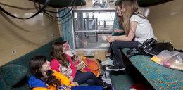 Paranoja na kolei: W dzień kuszetki, a w nocy zwykłe wagony