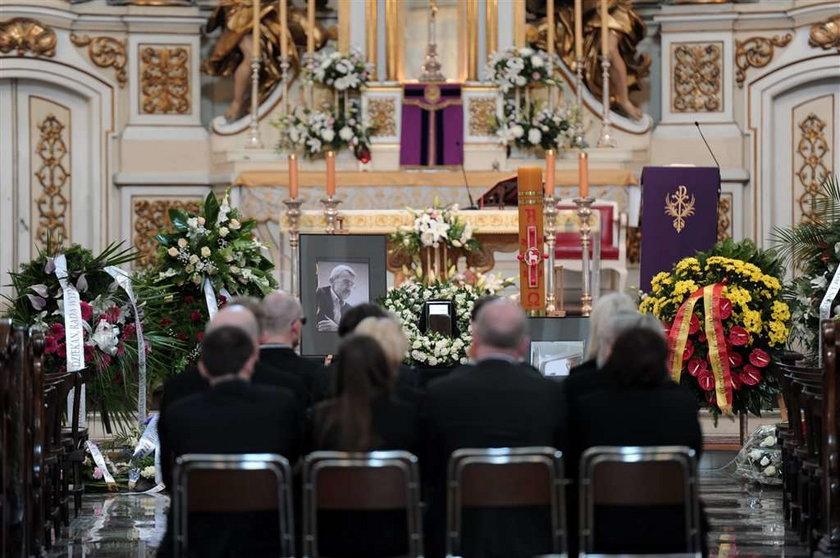Pogrzeb wybitnego architekta Stefana Kuryłowicza