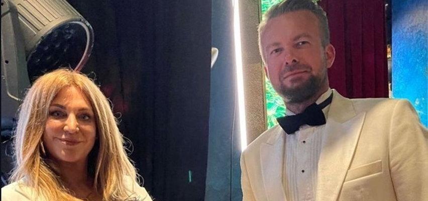 Przetakiewicz i Rooyens świętowali rocznicę ślubu. Kayah przebrała się za... nową ukochaną byłego męża!