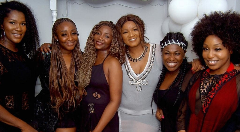 Here is how these third generation Nollywood queens became the 'diva' blueprint