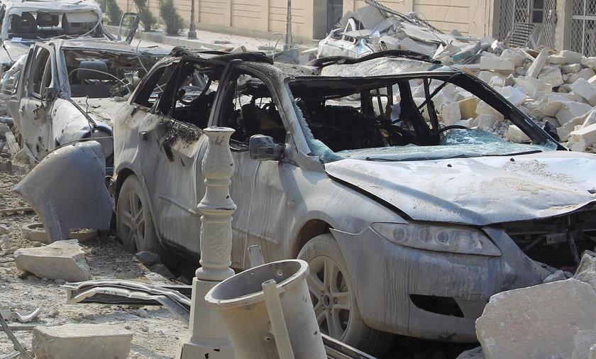 Syria. Eksplozja w Idlib. 23 zabitych