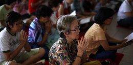 Bezsilność rodzin osób zaginionych w boeingu 777