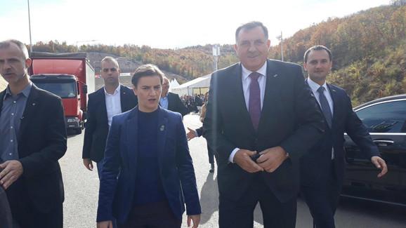 Brnabić i Dodik