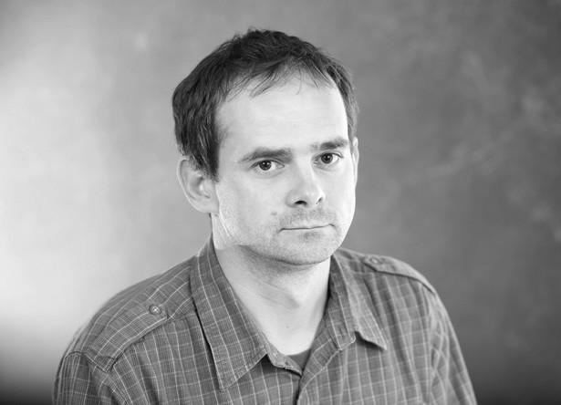 Marek Siudaj, kierownik działu branże i firm