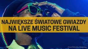 Kraków Live Festival: impreza, na której występują największe gwiazdy światowej muzyki
