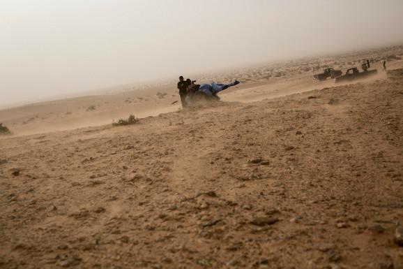 Konflikt u ćorsokaku (foto: Misrata)