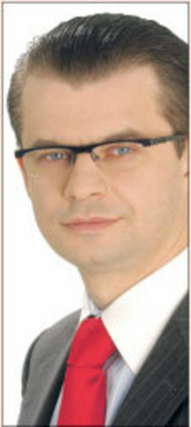 Robert Pasternak, radca prawny, partner w Deloitte Legal