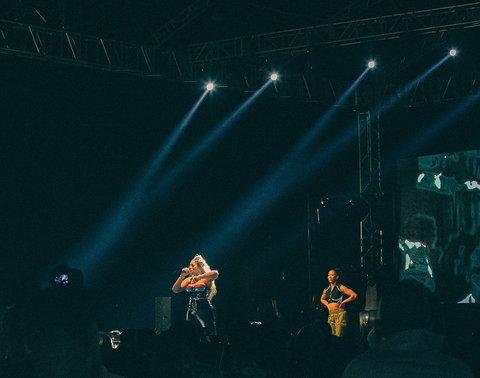 Stefflon Don steals the show at RAJ Festival