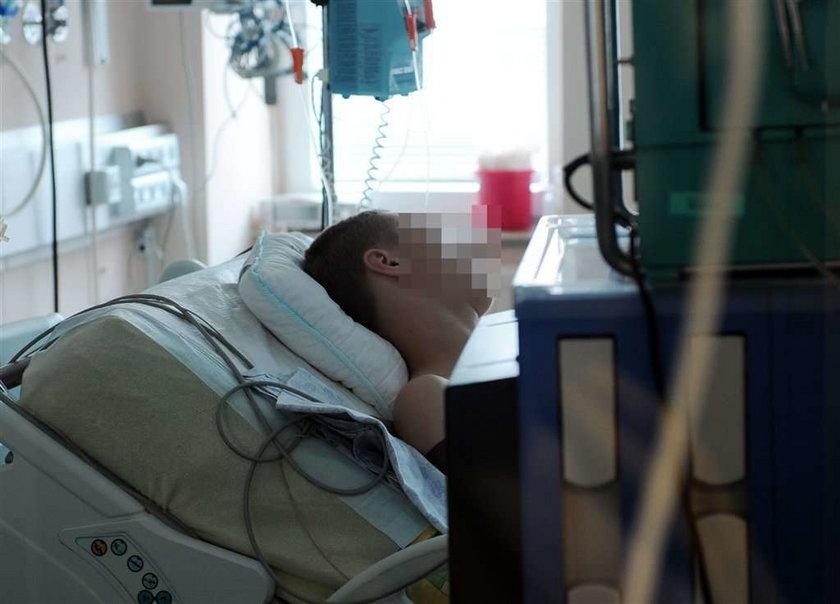 16-latek zatruty muchomorem. Już po przeszczepie wątroby