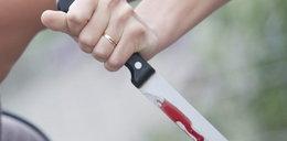 Zadał kobiecie kilkadziesiąt ciosów nożem