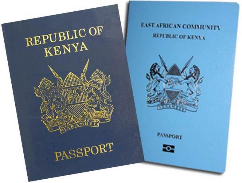 Kenyan-ePassport