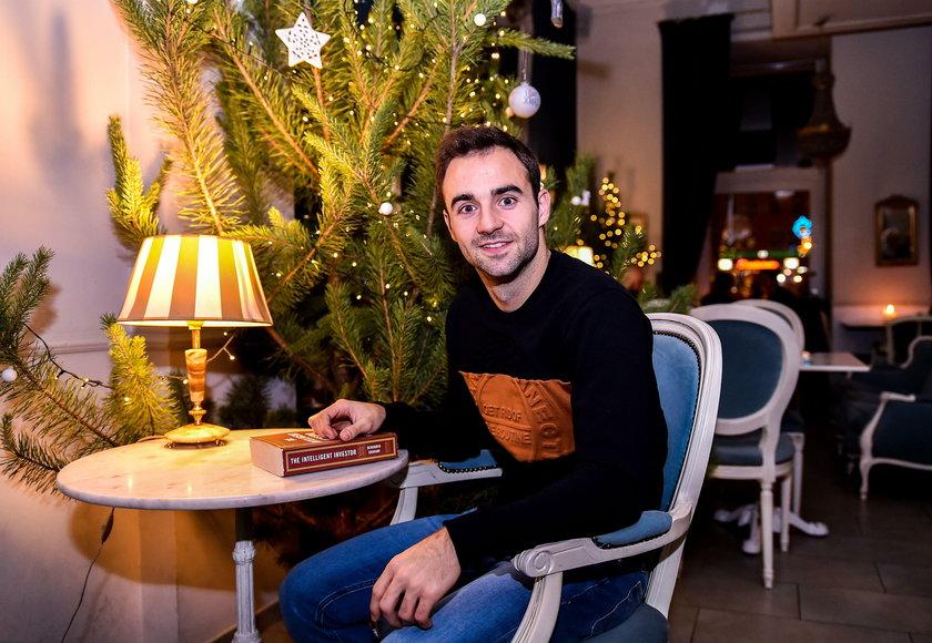 Jeden z najlepszych piłkarzy jesieni, Jorge Felix (28 l.) z Piasta, pasjonuje się ekonomią i ma niesamowity umysł do matematyki.