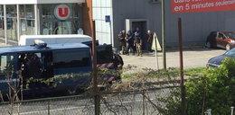 Francja: Rzeź w supermarkecie. Są zabici, ranny policjant