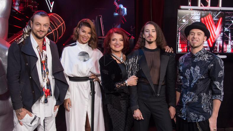 "Jury programu ""The Voice of Poland 11"""