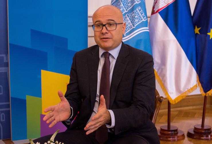 Miloš Vučević Novi Sad SNS