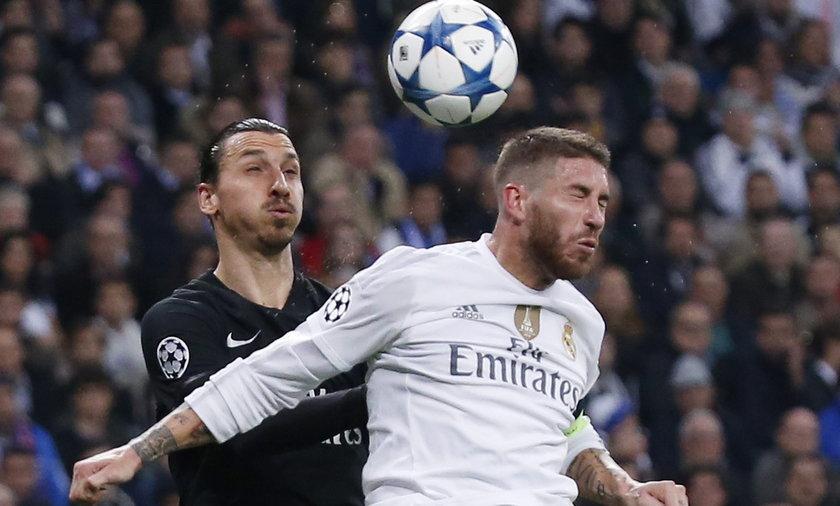 Sergio Ramos krytykuje Florentino Pereza