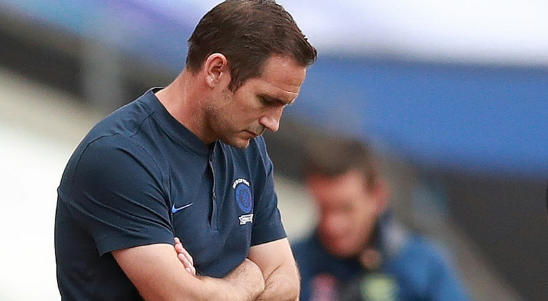 'We were complacent': Lampard fumes after Chelsea's FA Cup loss