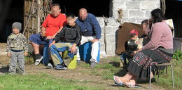 Romowie boją się mieszkać w Czchowie