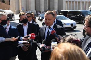 Prezydent podjął decyzję, że rekonstrukcja rządu nastąpi w przyszłym tygodniu