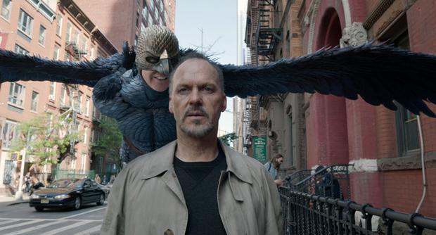 """""""Birdman"""" - kadr z filmu"""