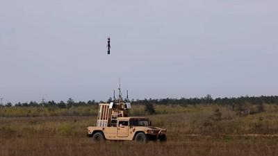 System THOR i nowe rozwiązanie DARPA do walki z dronami. Armia USA pokazuje nowe technologie