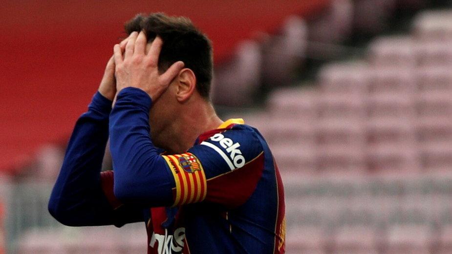 epa09205097 - SPAIN SOCCER LALIGA (FC Barcelona vs Celta Vigo)