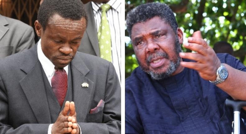 PLO Lumumba gets special special recognition from Nollywood stars led by Pete Odechie