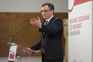 Ziobro: Będzie 'dobra zmiana' w zakresie praw pracowniczych i związkowych