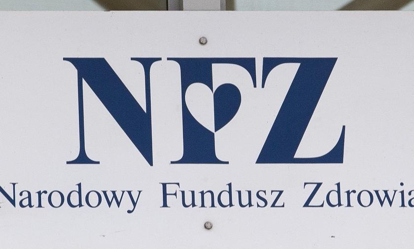 Tabliczka NFZ