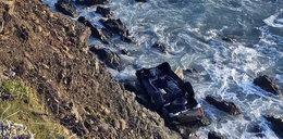 Tajemnicza śmierć ośmioosobowej rodziny. Auto runęło do wody