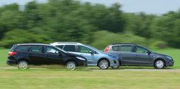 Peugeot 308 SW kontra Hyundai i30 CW i Ford Focus Kombi