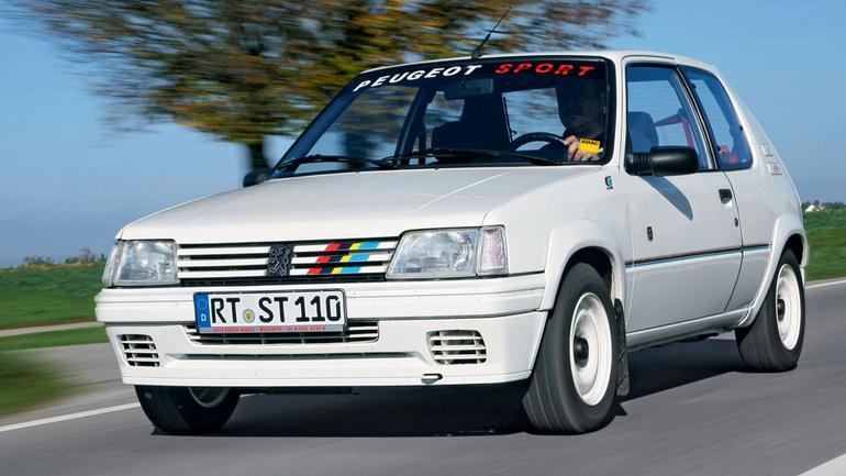 Peugeot 205 Rallye 1.9: rzadki okaz galijskiego lwa