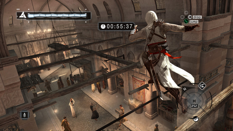 Assassin's Creed - 2007 rok