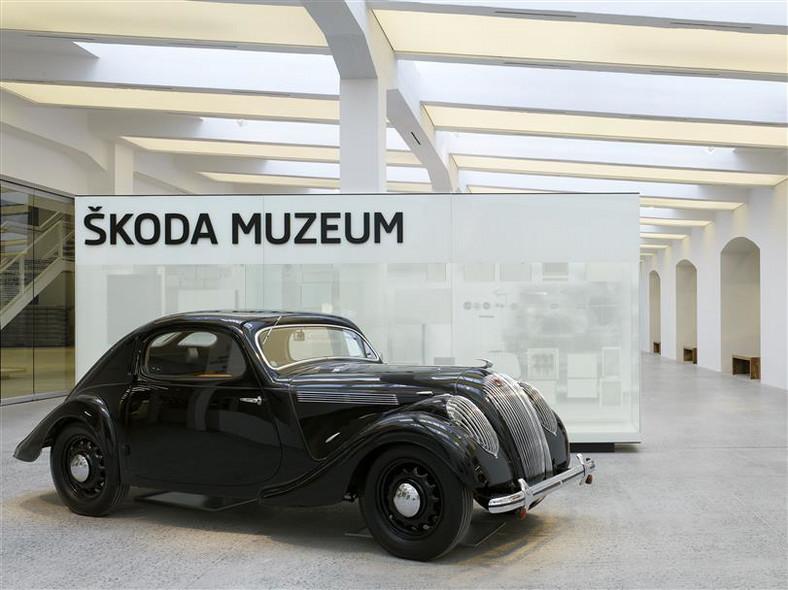 Skoda Muzeum. fot_Kzn