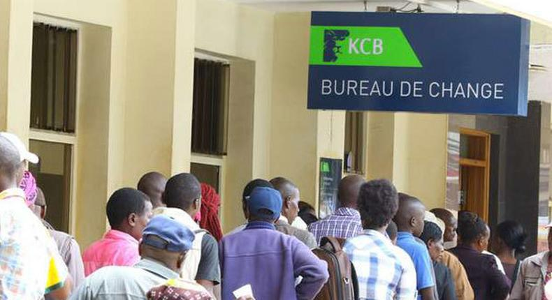 ATMs have been reconfigured to dispense new Kenyan notes, change to reflect as Kenyans withdraw July salaries - CBK Governor Patrick Njoroge