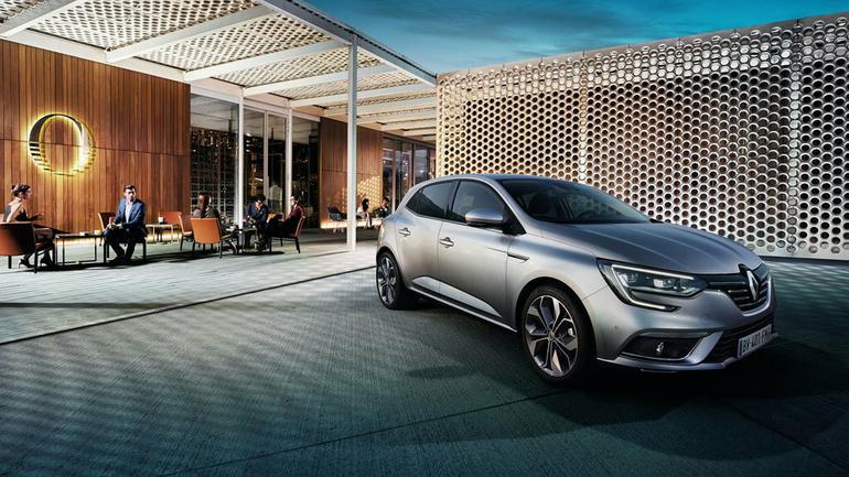 Frankfurt 2015 - Renault rusza do ataku z nowym Meganem