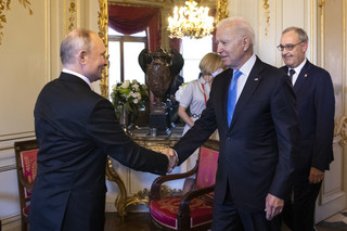 Putin o spotkaniu z Bidenem: Rozmowy były konstruktywne