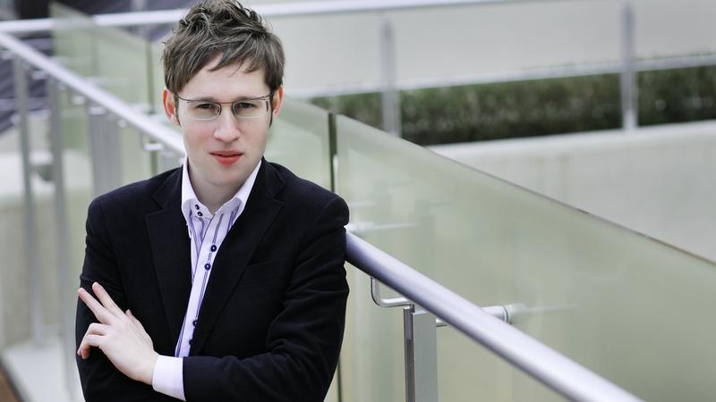 Ignacy Lisiecki (fot. archiwum prywatne/ www.lisieckispace.com)
