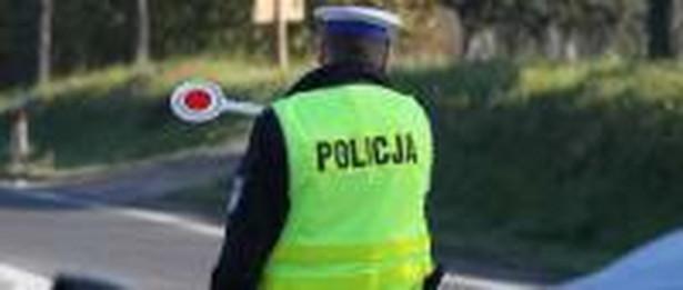 Policjant. Fot. Tomasz Rytych/Newspix.Pl