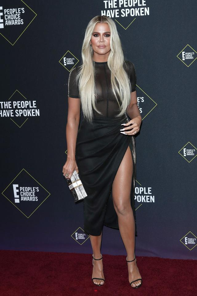 People's Choice Awards 2019: Khloe Kardashian