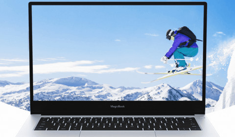 Honor MagicBook 14 SE to tani laptop z procesorem Ryzen 5