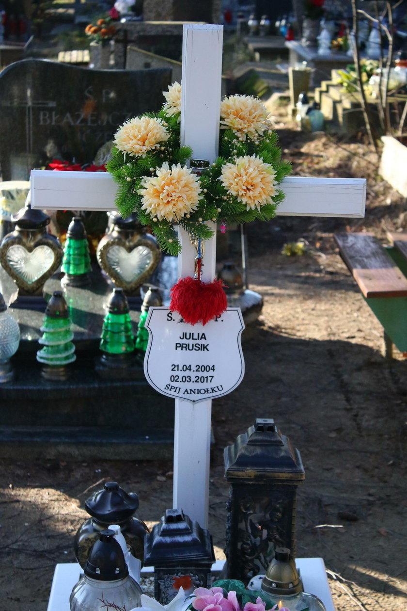 Julia zmarła 2 marca 2017 roku